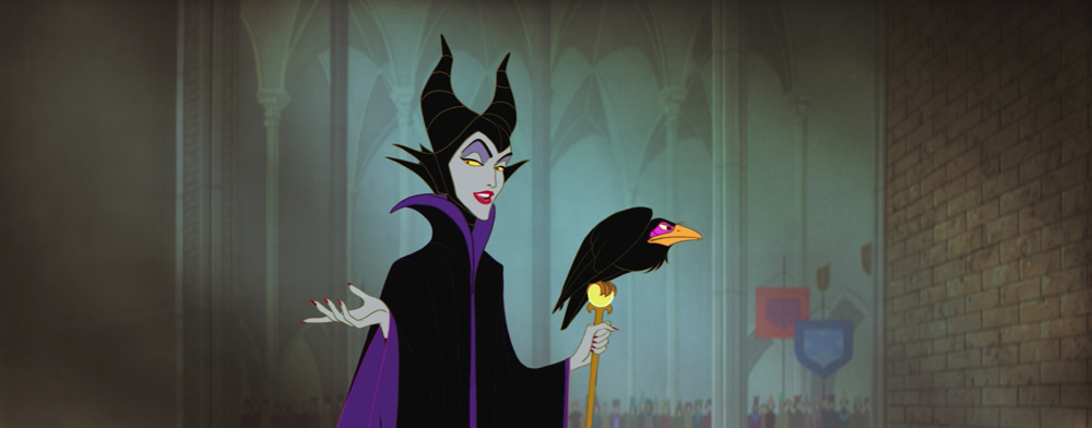 Maleficent For The Love Of Purple Green Reel 3