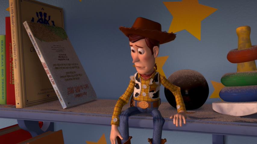 Viewing Toy Story 2 Through A Vertigo Lens Reel 3