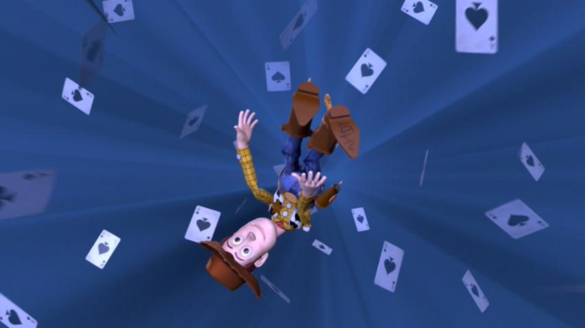 Viewing Toy Story 2 Through A Vertigo Lens | Reel 3